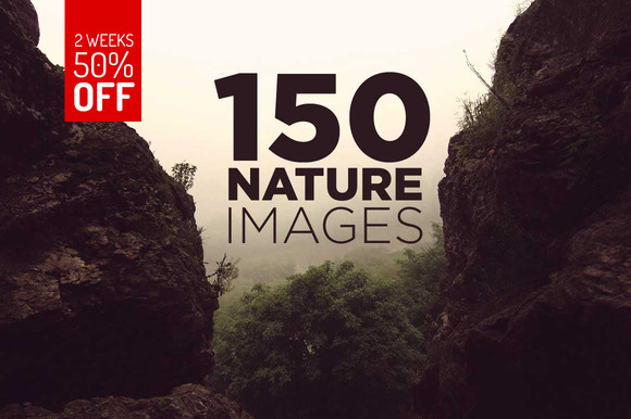 150 Nature Images