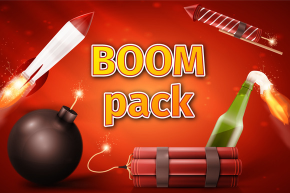 Vector Boom Pack