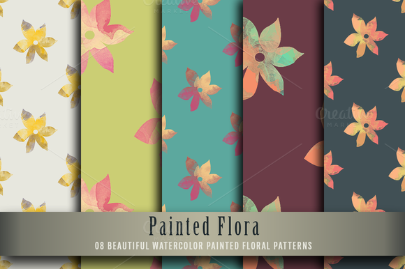 Painted Flora