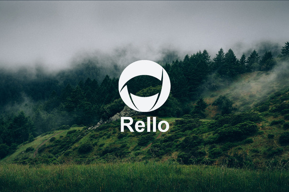 Rello Logo Template
