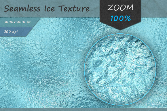 Ice Seamless HD Texture