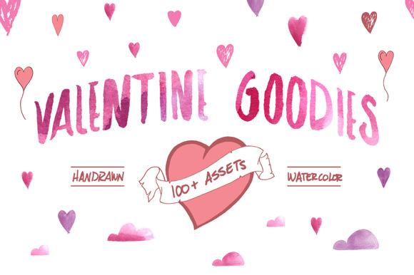 100 Valentine Goodies