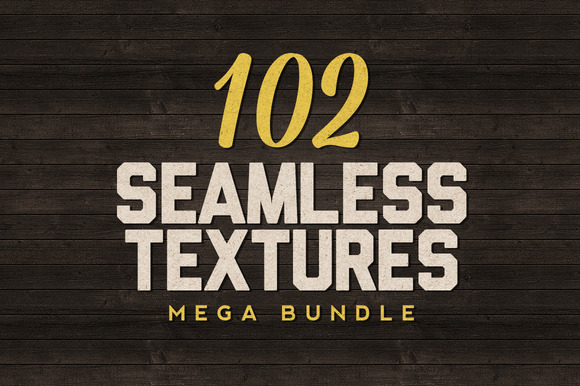 Seamless Textures Mega Bundle