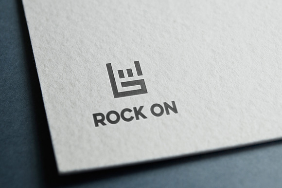Rock On Logo