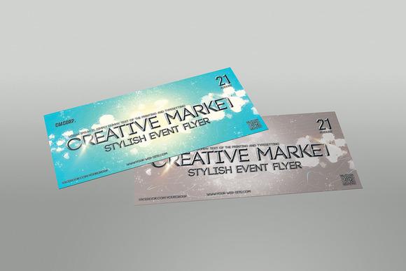 Multipurpose Event Flyer 9x4