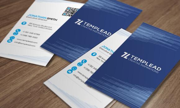 Corporate Business Card SE0324
