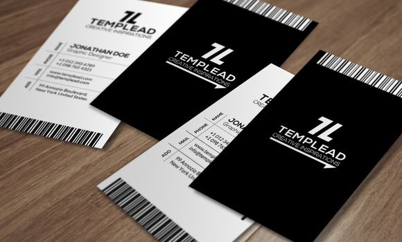 Corporate Business Card SE0327
