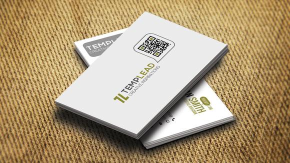 Corporate Business Card SE0330