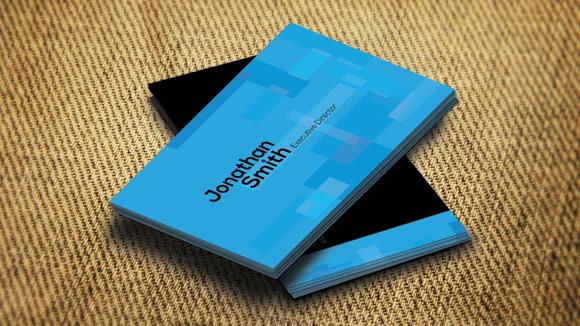 Corporate Business Card SE0331