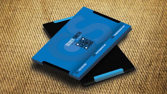 Corporate Business Card SE0332