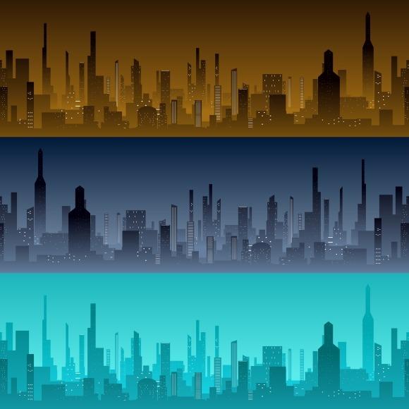 Cityscape Backgrounds