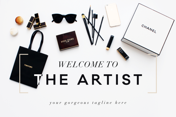 Makeup Fashion Header Images