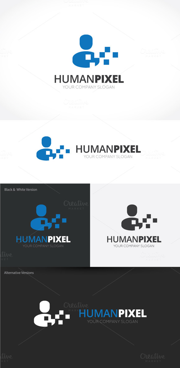 Human Pixel