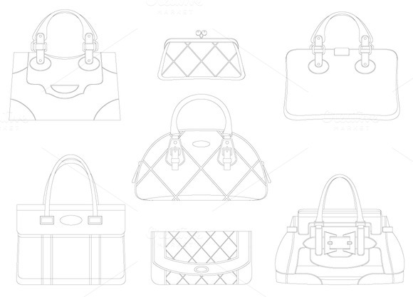 Contours Of Women Bags
