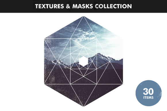 Textures Image Masks Collection