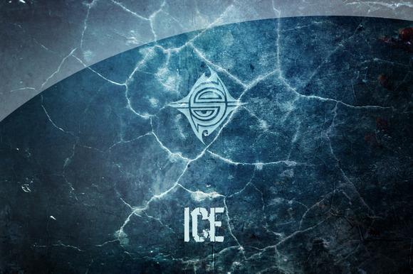 10 Textures Ice