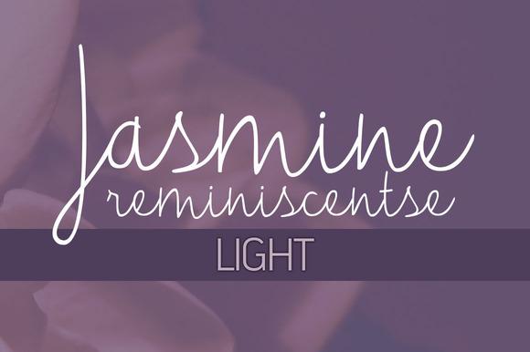 Jasmine Reminiscentse Light