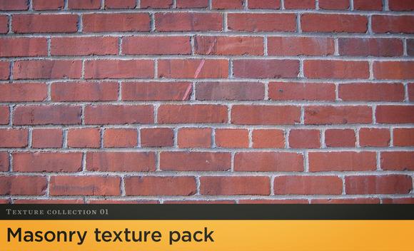 Masonry Texture Pack