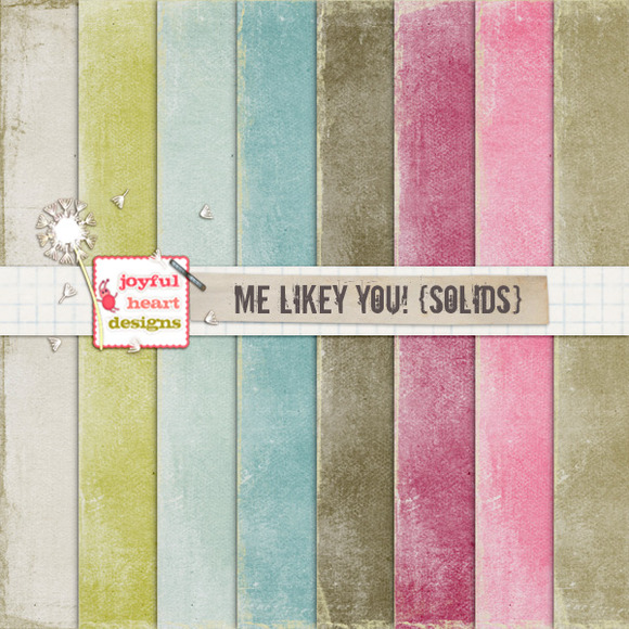 Me Likey You {solids} 20% Off