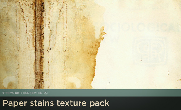 Paper Strains Texture Pack
