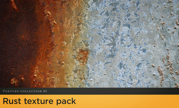 Rust Texture Pack