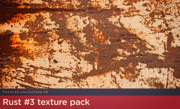 Rust Texture Pack 3