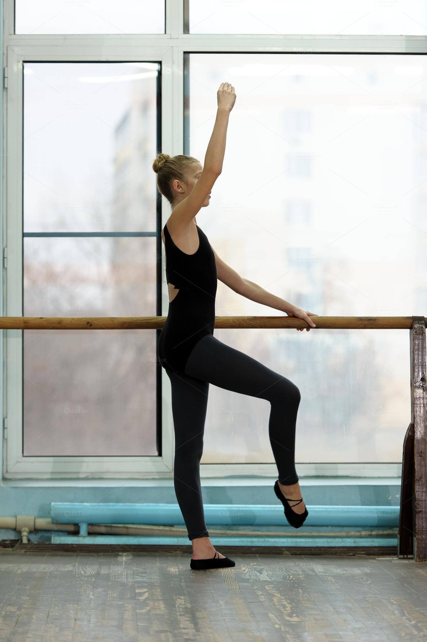 Тренировка балерин фото 9 фотография