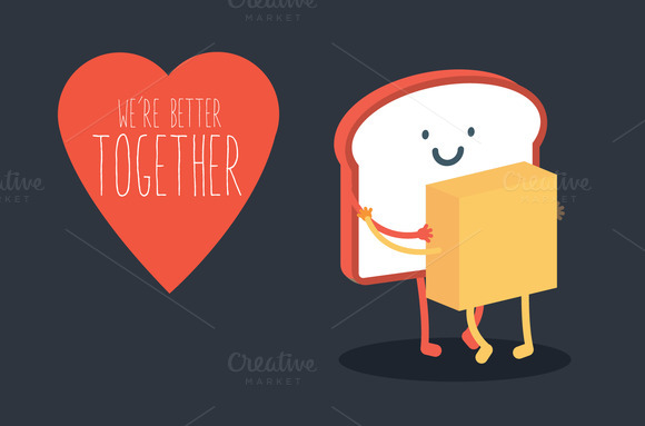 We Re Butter Together