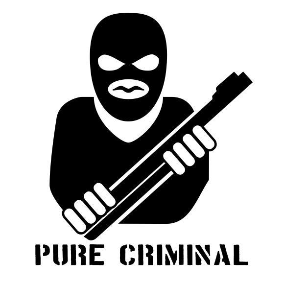 Criminal Person Logo