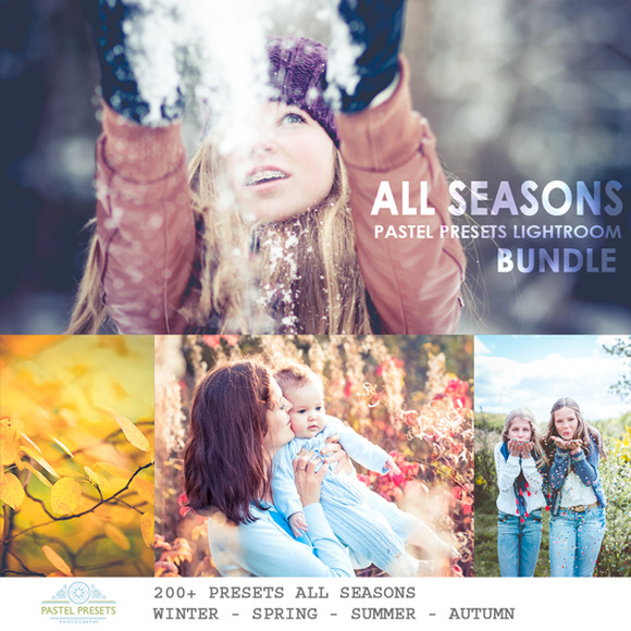 200 All Seasons Presets