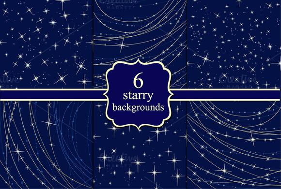 Starry Sky Set