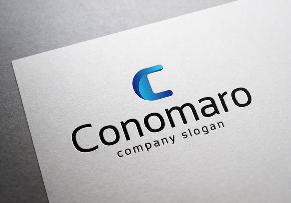 Conomaro Logo