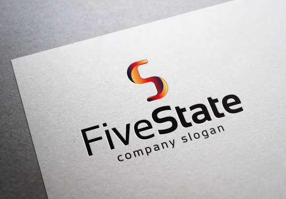 Five State Logo