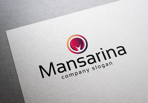 Mansarina Logo