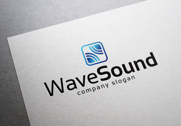 Wave Sound Logo