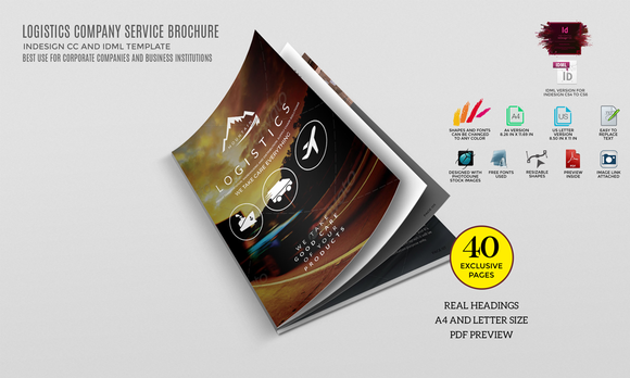 Ready Made Brochure For Companies