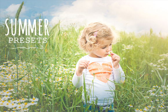 50 Summer Presets
