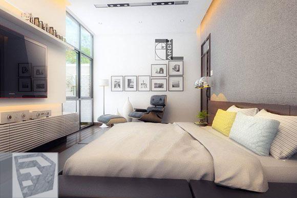 Model Bedroom A738