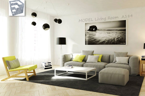 MODEL Living Room A184