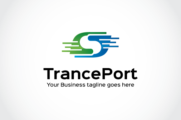 TrancePort Logo Template