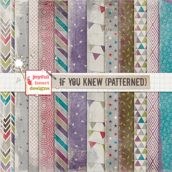 If You Knew {patterned}- 20% Off