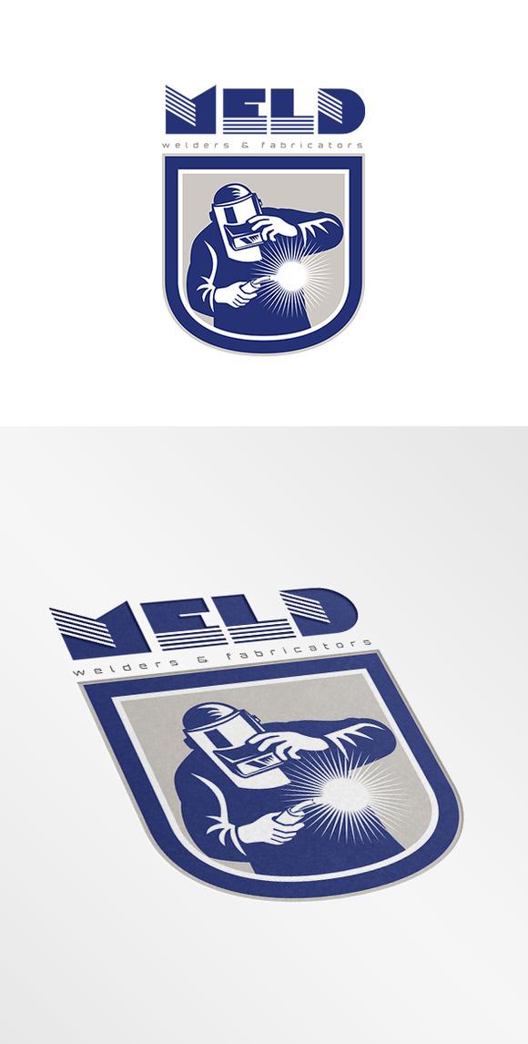 Meld Welders Logo