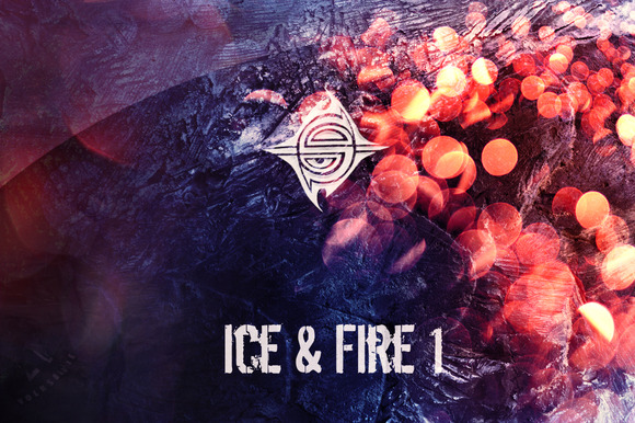 15 Textures Ice Fire 1