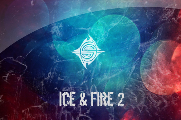 20 Textures Ice Fire 2