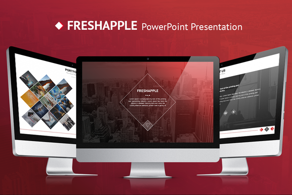 FRESHAPPLE PowerPoint Presentation