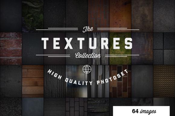 Textures Photoset 64 Images