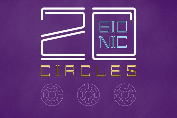 20 Bionic Circles