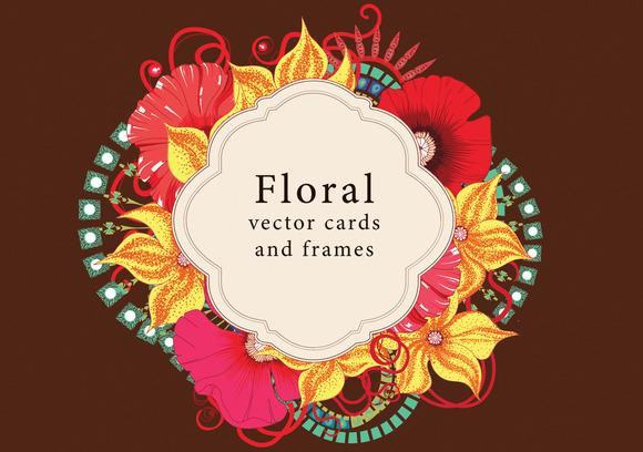 Poppy Flower Design Collection