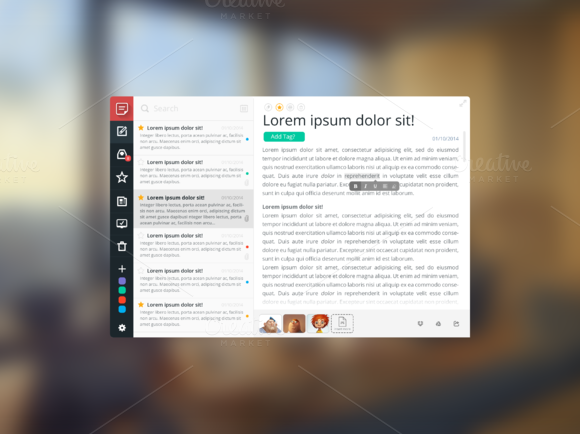 INotes App