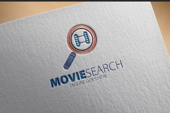 Movie Search Logo